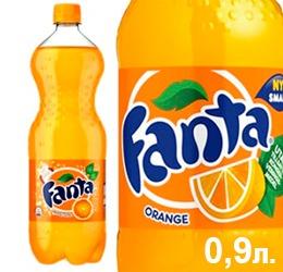 Fanta, 0,9л